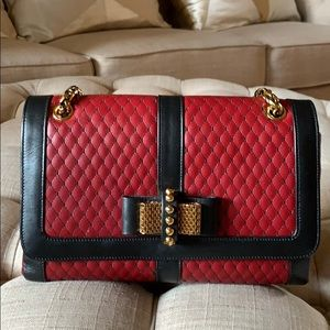 More photos Christian Louboutin sweet charity Bag